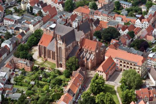 Sankt-Georgen-Kirche Wismar